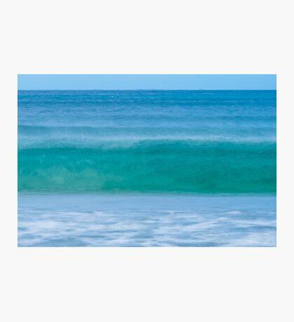 Crashing Waves Photographic Print