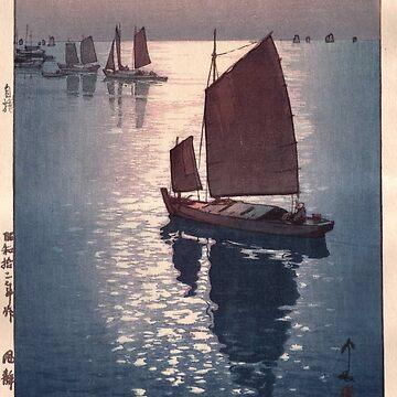 Hiroshi Yoshida - Calm Wind by CoppedFlack