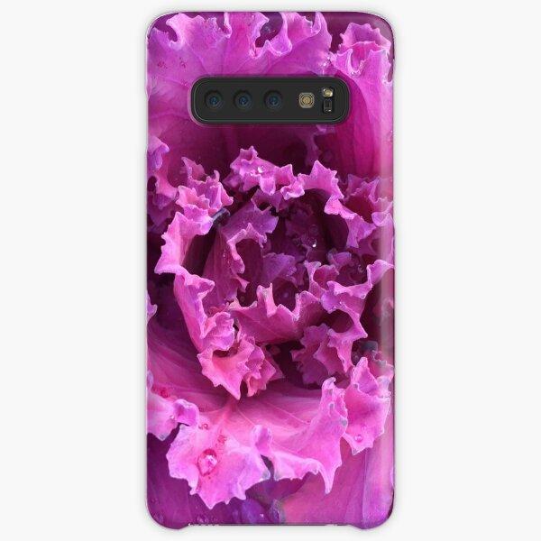 Purple kale Samsung Galaxy Snap Case