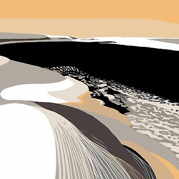 Mars Polar Region by Okir