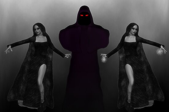 priest of shadows by Cheryl Dunning