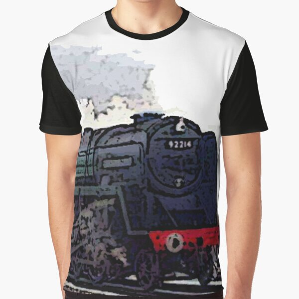 Leicester City 92214 steam train  Graphic T-Shirt