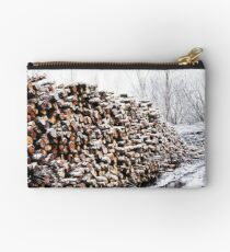 Stacked Studio Pouch