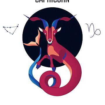 Capricorn by jamesboast
