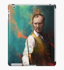 Mycroft iPad Case/Skin