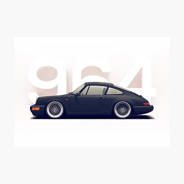 Porsche 964 Photographic Print