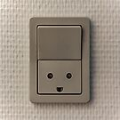 Smiling Power Outlet by arc1
