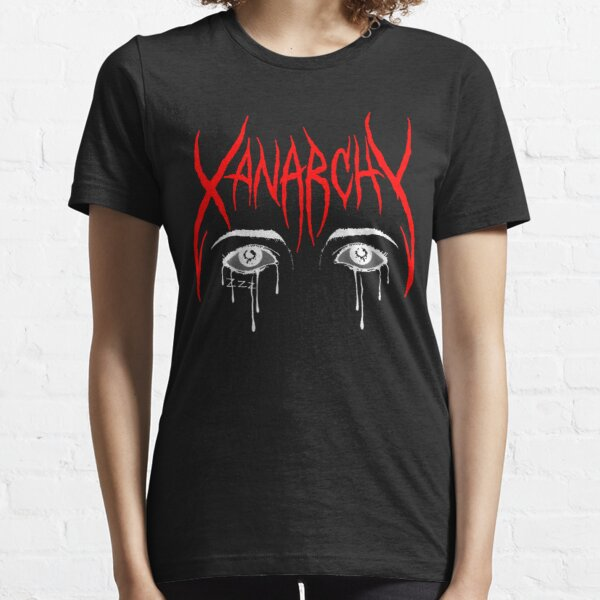 Xanarchy Camiseta esencial