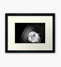 Energy Saver Framed Print