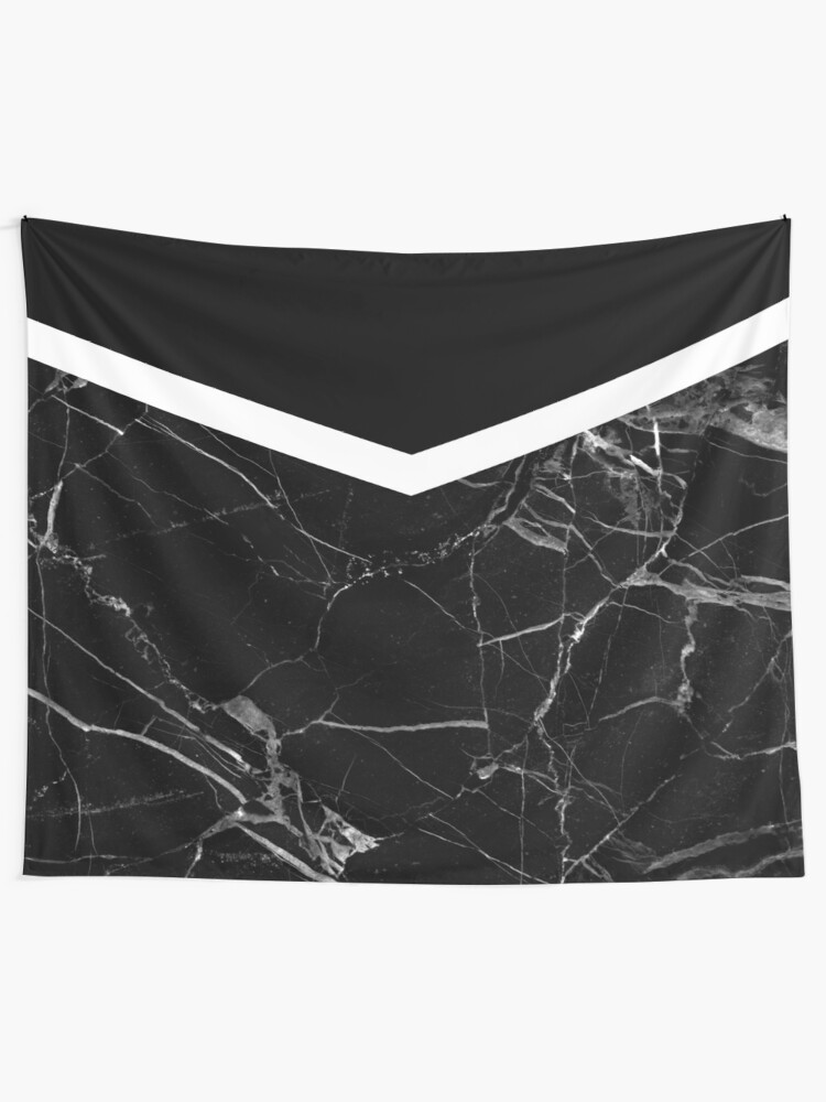 Alternate view of Glam Marble Tapestry