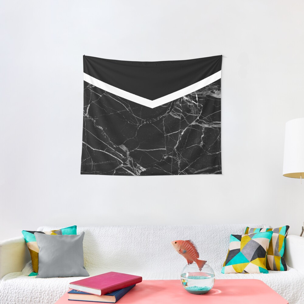 Glam Marble Tapestry