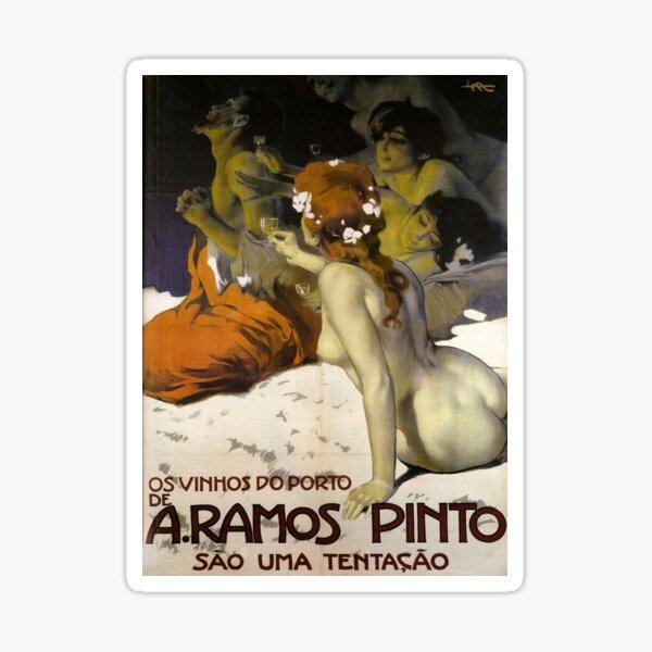 A.Ramos Pinto Sticker