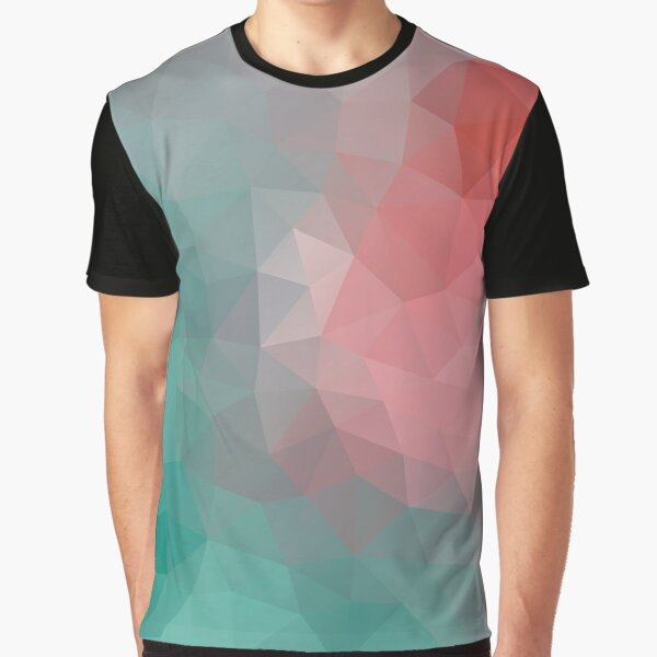 """Ashberry tree"" geometric design Graphic T-Shirt"