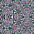Spring lavender | Pattern by Natasha Sedyakina