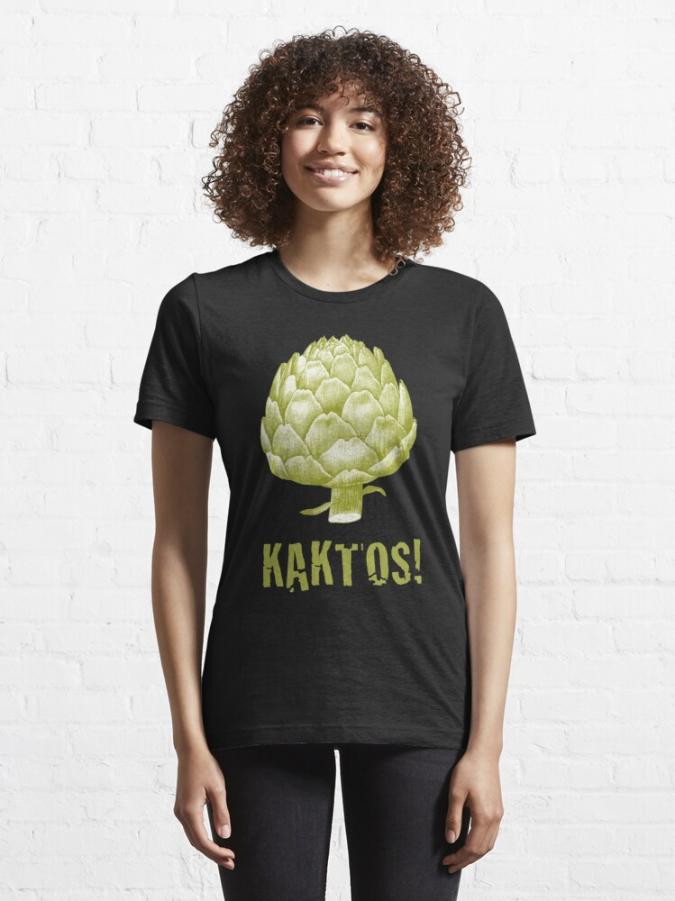 Alternate view of Artichoke Essential T-Shirt