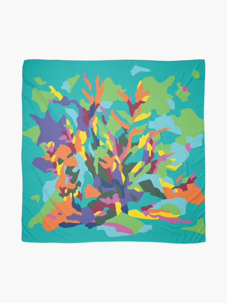 Alternate view of Tropic Paradise Scarf