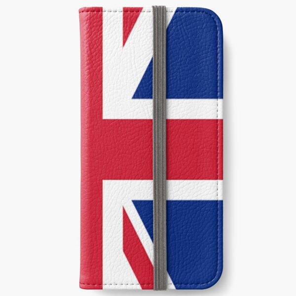 Union Jack iPhone Wallet