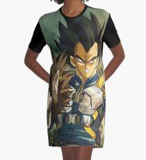 All Hail King Killmonger Graphic T-Shirt Dress