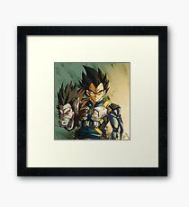 All Hail King Killmonger Framed Print