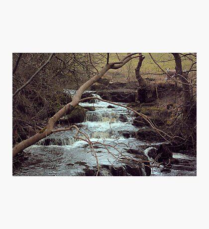 The Falls #3 Photographic Print
