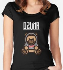 Ozuna Se Preparo Trap Reggaeton Latino  Women's Fitted Scoop T-Shirt