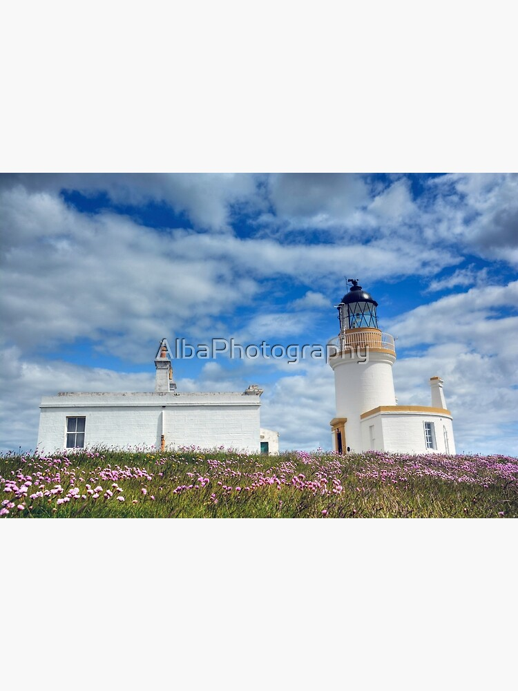 Chanonry Lighthouse, The Black Isle, Scotland by AlbaPhotography