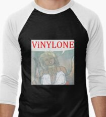 Vinylone color Aria Big Men's Baseball ¾ T-Shirt