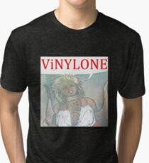 Vinylone color Aria Big Tri-blend T-Shirt