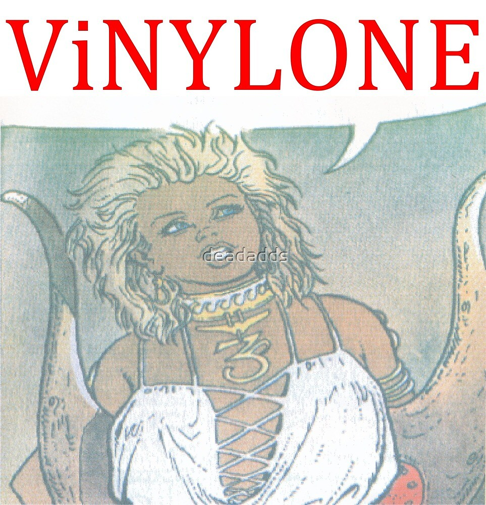 Vinylone color Aria Big by deadadds