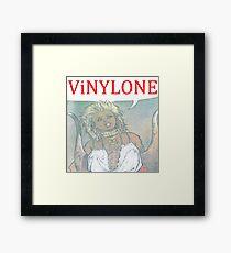 Vinylone color Aria Big Framed Print