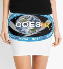 GOES-R Logo Mini Skirt
