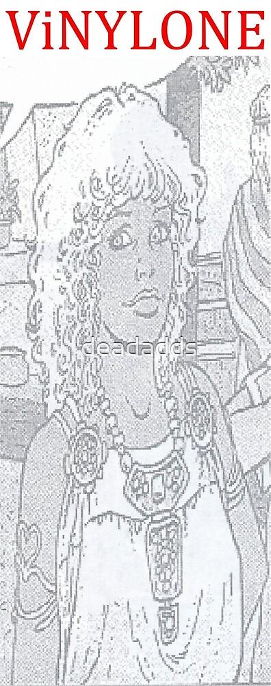 Vinylone watermark Aria by deadadds