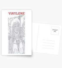 Vinylone watermark Aria Postcards