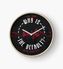 LOVE, SIMON / SIMON VS THE HOMO SAPIENS AGENDA: WHY IS STRAIGHT THE DEFAULT? Clock