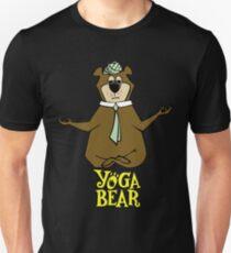Yogi Bear Yoga Unisex T-Shirt