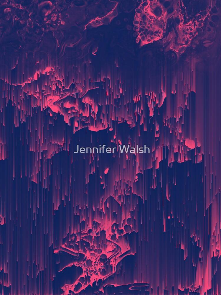 Glitchin' - Abstract Pixel Art by InsertTitleHere