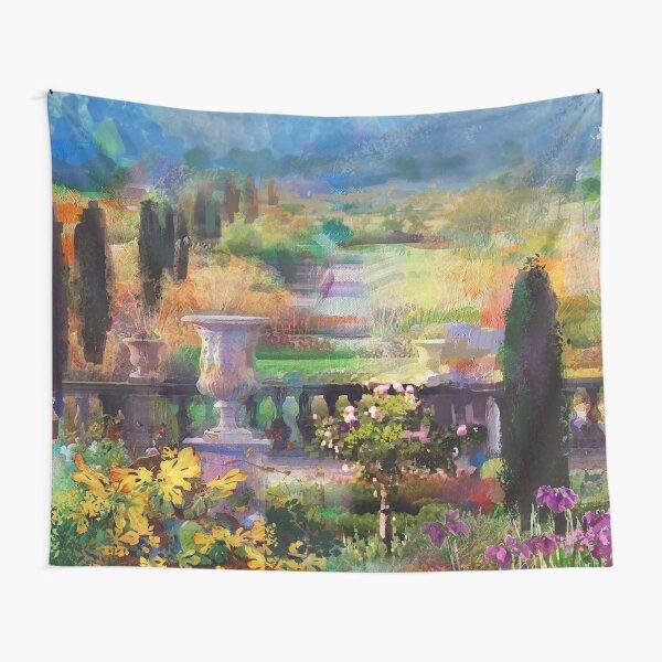 Italian Garden Tapestry