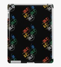 IBM OS/2 Logo iPad Case/Skin
