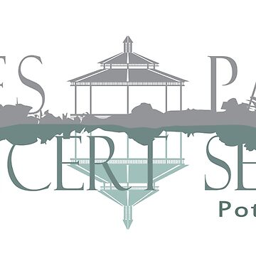 Ives Park Concert Series logo for light backgrounds by maggiewarmd