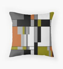 Pleasantly Peaceful Throw Pillow