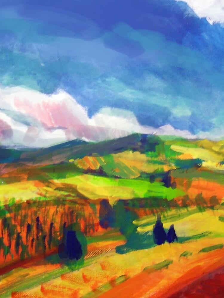 Clouds by aastankovic