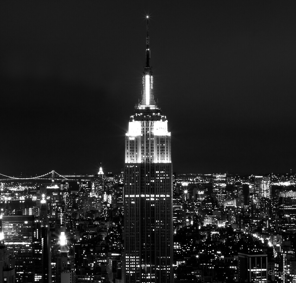 The Empire State by GlennC