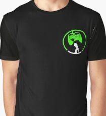 Cal & Dan Play (Small Logo) Graphic T-Shirt
