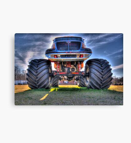Monstrosity Canvas Print