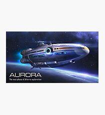 subnautica aurora 2 Photographic Print