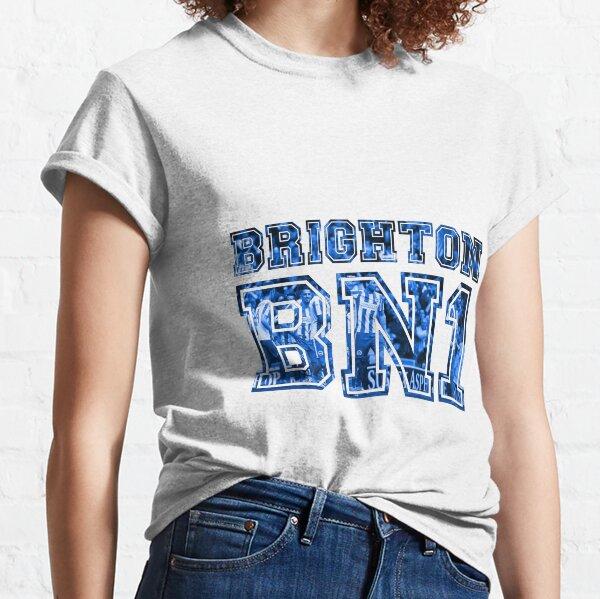 Brighton Postcode Classic T-Shirt
