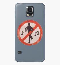 Funda/vinilo para Samsung Galaxy Señal de baile