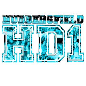 Huddersfield Postcode by thestash