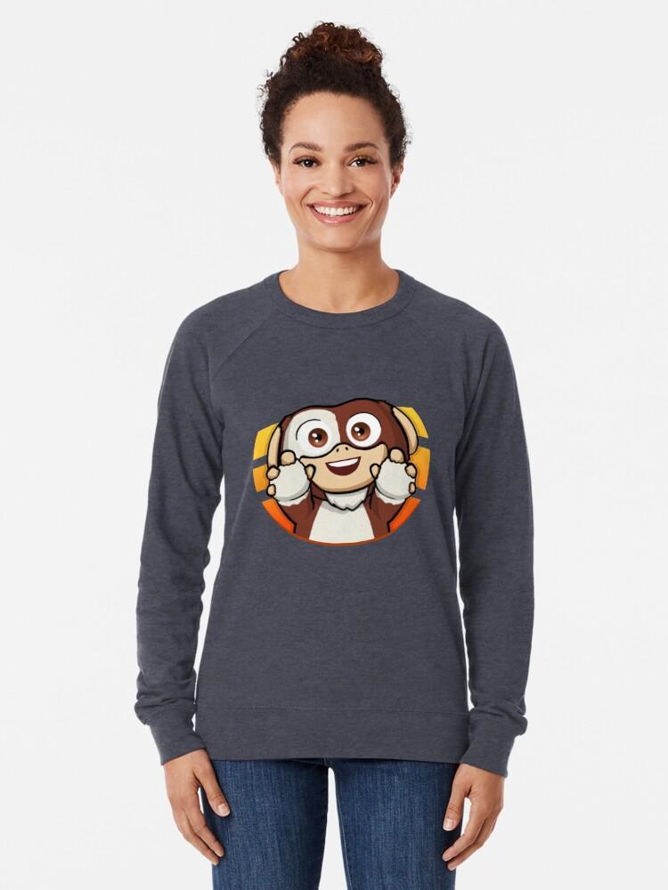 Alternate view of GoEaSyTwitch 3ccinedition Lightweight Sweatshirt
