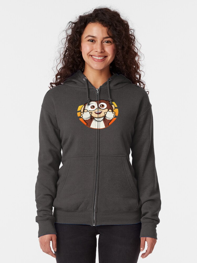 Alternate view of GoEaSyTwitch 3ccinedition Zipped Hoodie